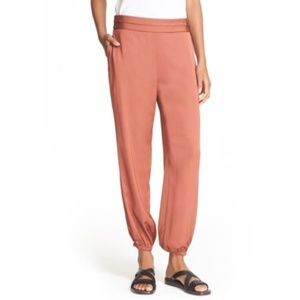 Elizabeth and James Pascal Tapered Jersey Pants